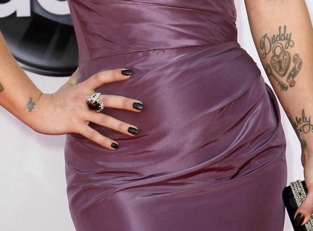 Kelly Osbourne Azature polish