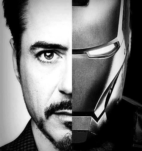Actor of iron man