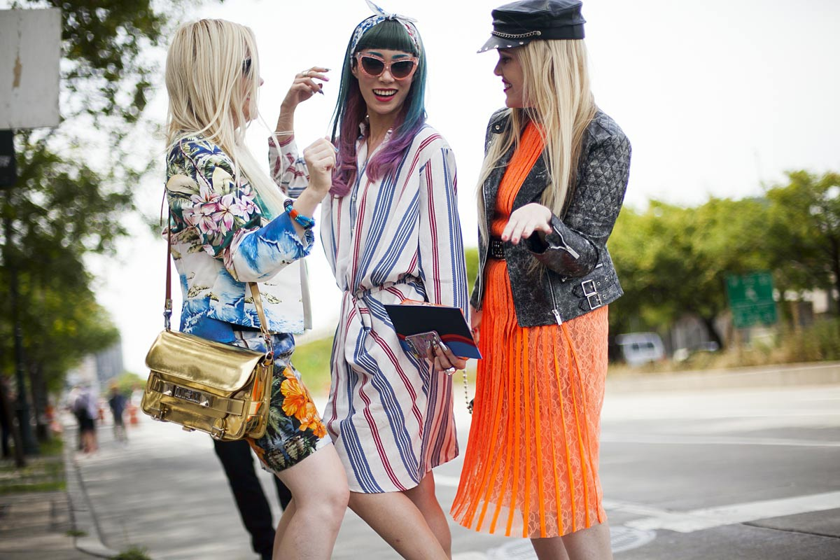 Street Style The Fashion Lovers Runway Glamsquad Magazine