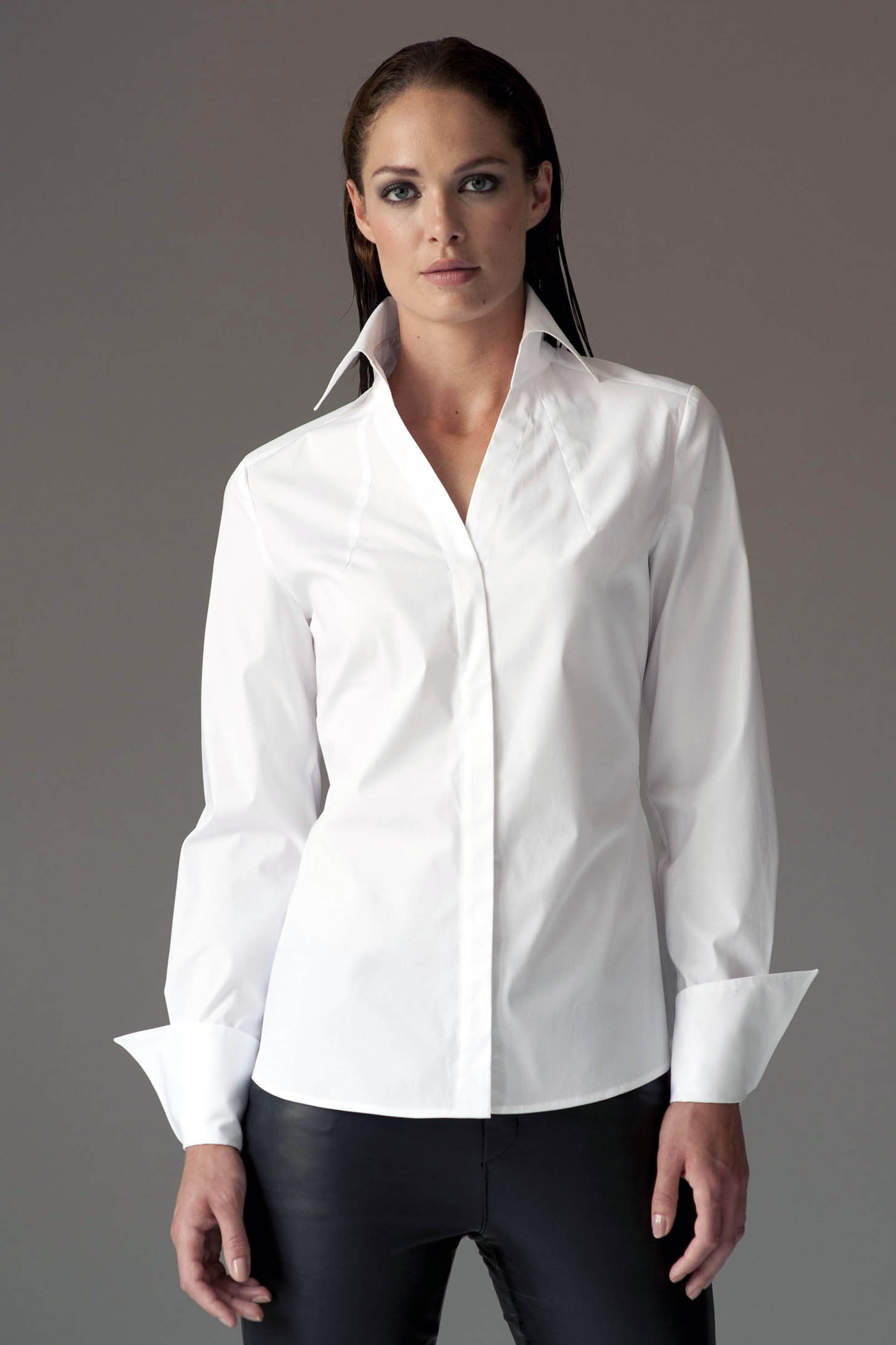 How to pair a classic white shirt | GLAMSQUAD MAGAZINE