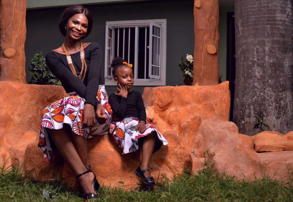 Like Mother, Like Daughter: Ayotunde Presents Its 'And Co' Collection