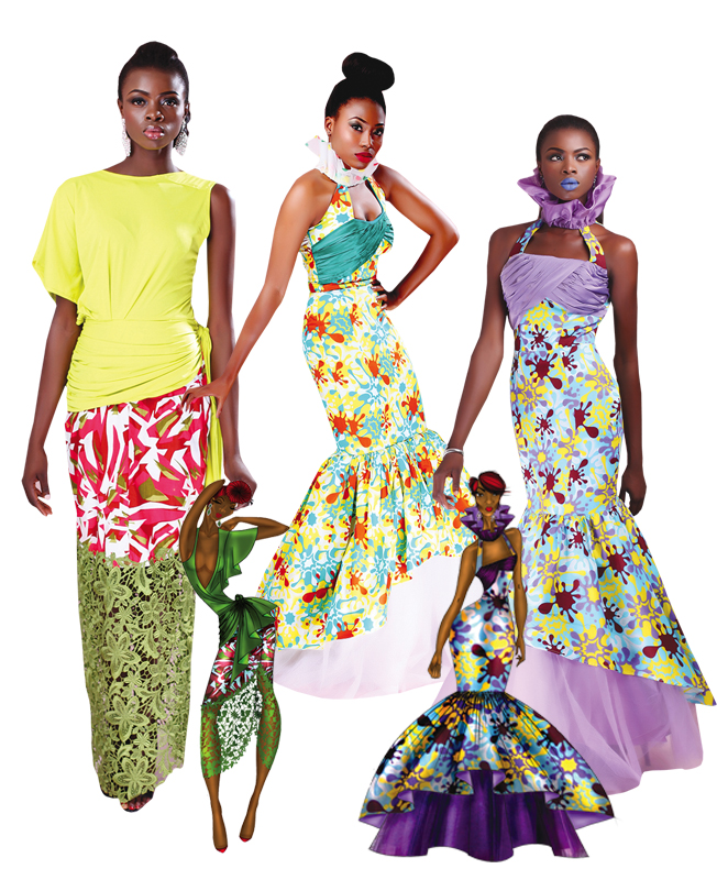 Naija Style Sketch Glamsquad Magazine