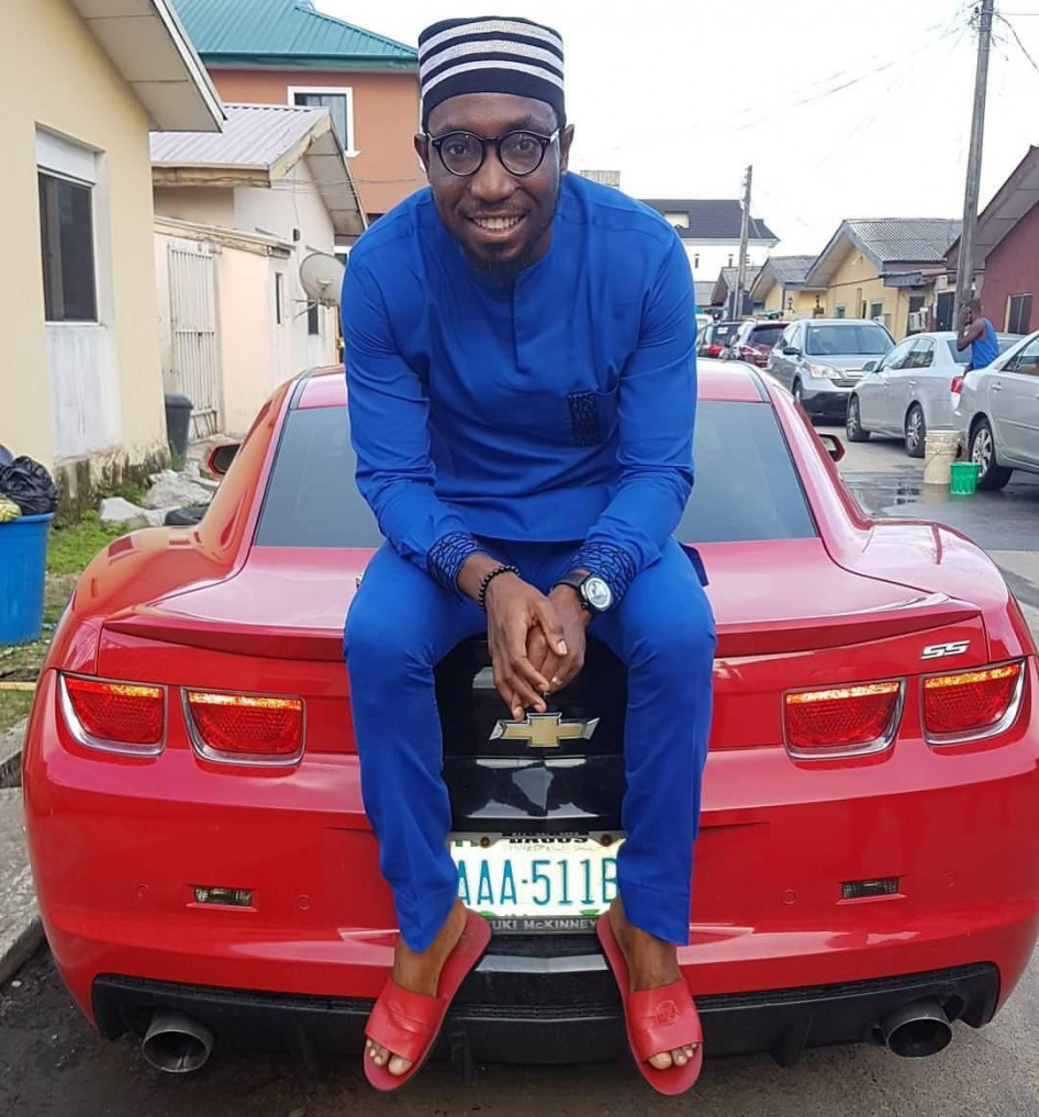 Timi Dakolo Is the 5th Richest Artiste With A Net Worth Of 1