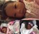 First-Photos-Of-Comedian-Seyilaws-Beautiful-Newborn-Daughter