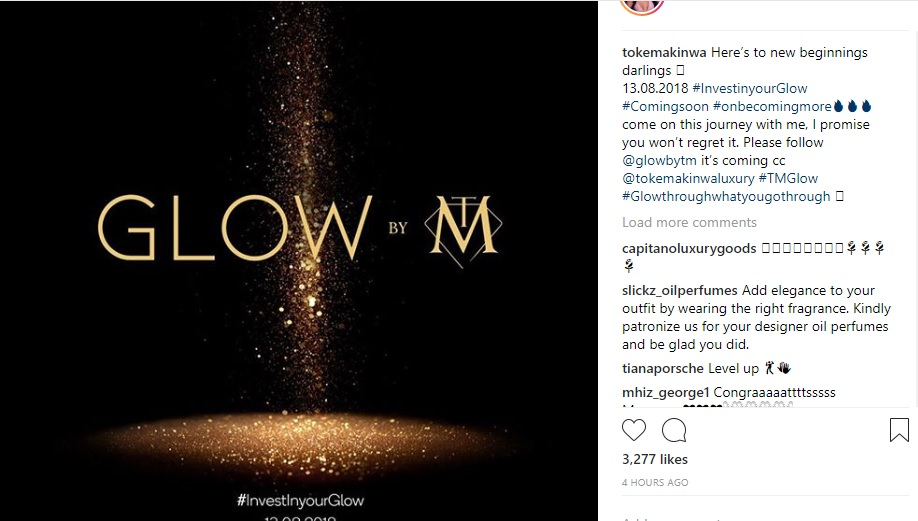 Image result for glow by TM